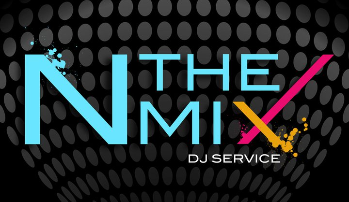 N The Mix DJ logo