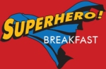 Superhero breakfast