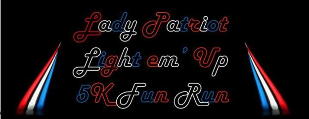 glow in the dark fun run banner image
