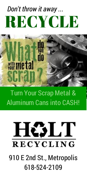 Holt Recycle ad