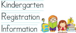 kindergarten-registration