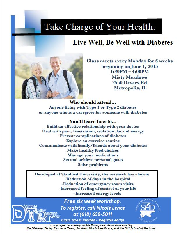 be well with diabetes
