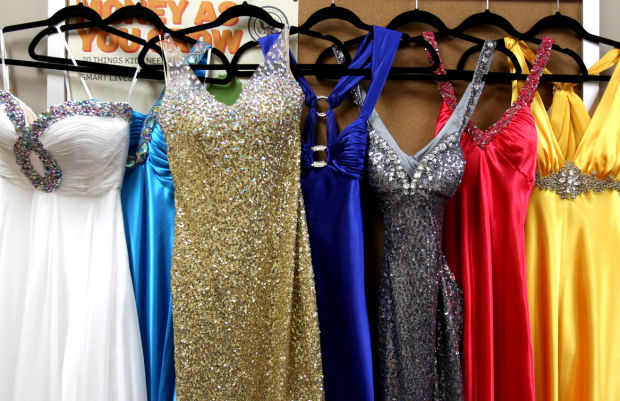 Used Prom Dresses For Sale