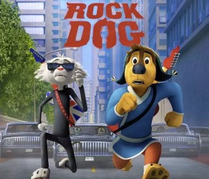 Aug. 4 - Rock Dog